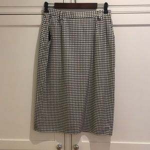 Evan Picone Midi Skirt with Pockets